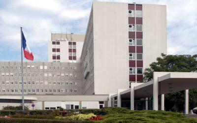 Etude pour l'Hôpital Louis Mourrier à Paris