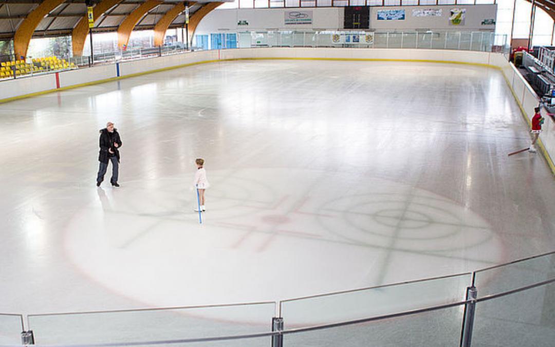 Piscines et patinoire du Grand Orly