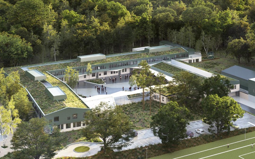 Simulations énergétiques pour le Collège de Saint Selve
