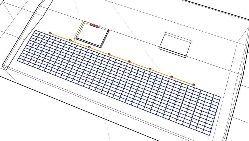 Ingénierie solaire photovoltaïque